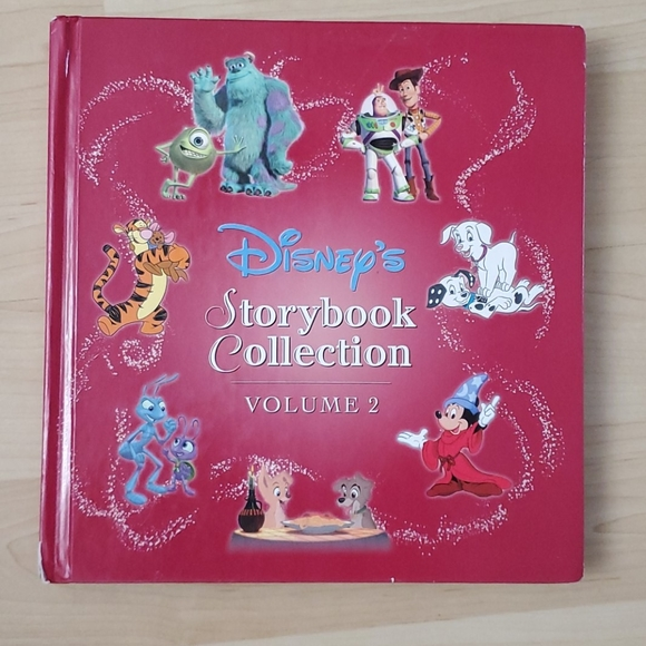 Used Disney's Storybook Collection Volume 2 Book